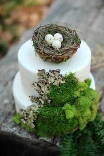 Forest-Wedding-Cake