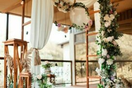 Весілля в стилі Natural