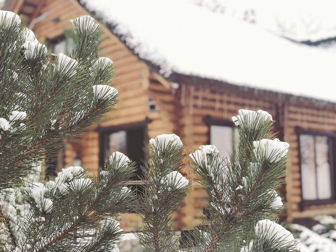 Радута взимку