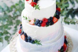 Идеальные «Лесные свадебные торты»